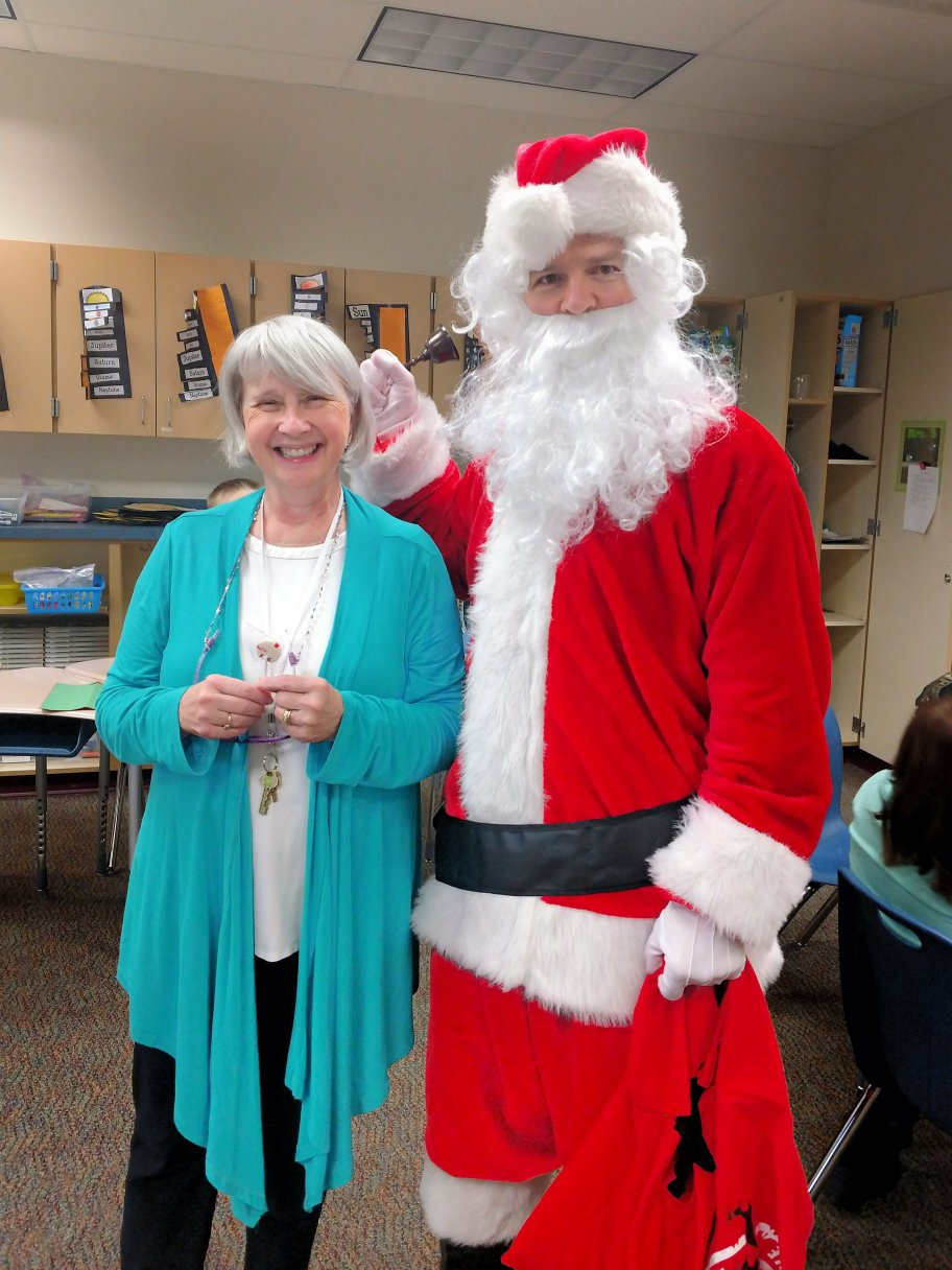 "Teacher much Getting ""Much"" of the Children Santa Ms Z 72 Final OP"