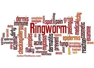 Ringworm ringworm Ringworm at School - The Fungus Among Us skin words