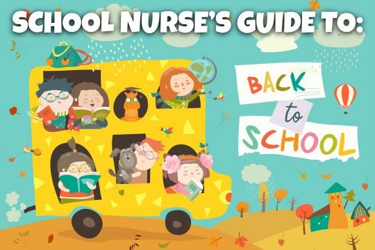 School Nurse's Guide to Back to School
