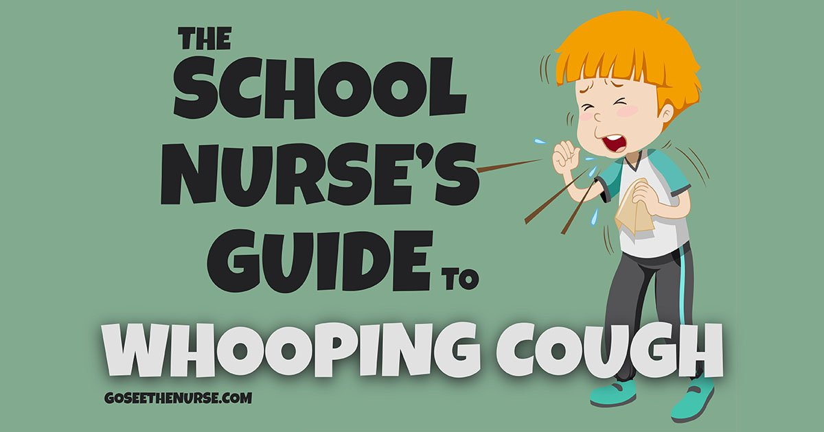 whooping cough Whooping Cough Whooping Cough - School Nurse's Guide whooping cough