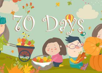 70 days in