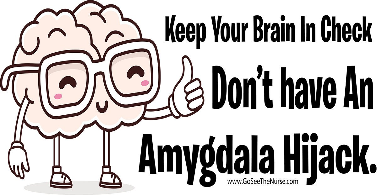 amygdala hijack qualities awesome school nurse 11 Qualities of an Awesome School Nurse amygdala hijack