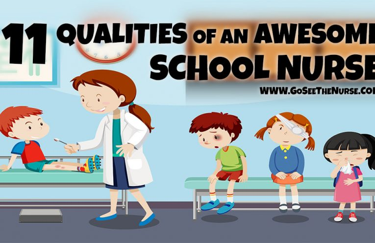 Qualities Awesome School Nurse