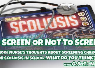 Scoliosis Screening School