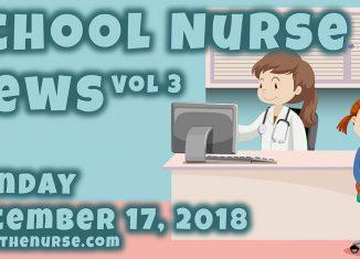 go see the nurse, goseethenurse.com, school nurse, nursing news, nurse, news