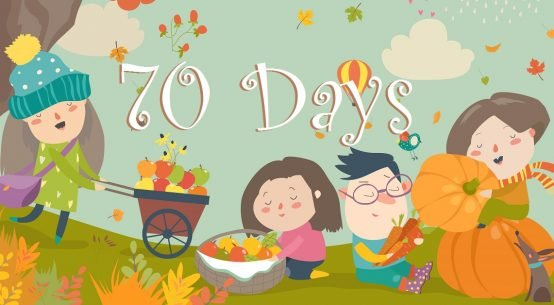 70 days in